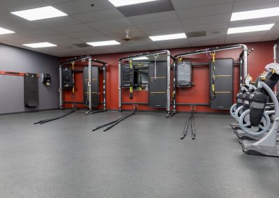 MX4 Training Room at Workout Club in Londonderry