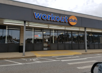 Workout Club in Manchester